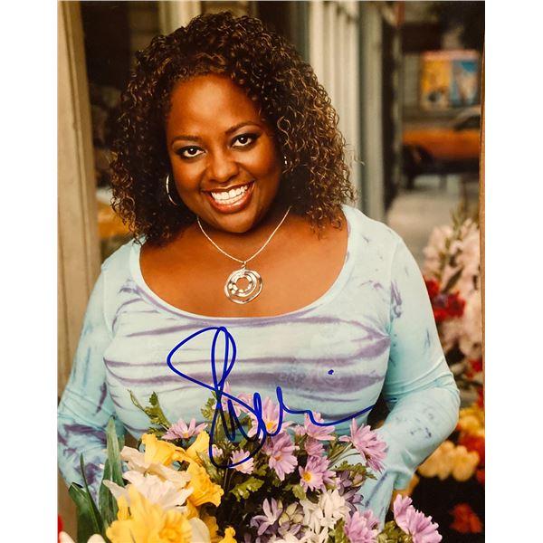 Sherri Shepherd signed photo
