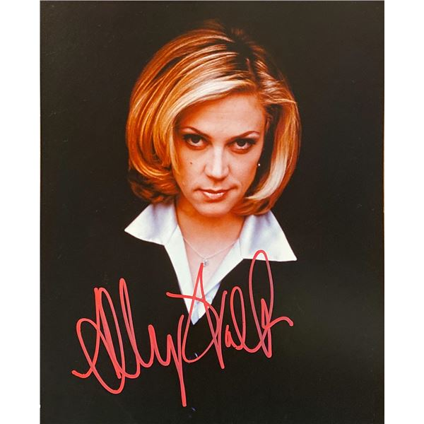 Ally Walker signed photo