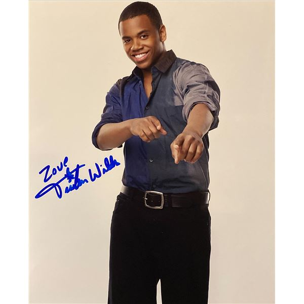 Tristan Wilds signed photo