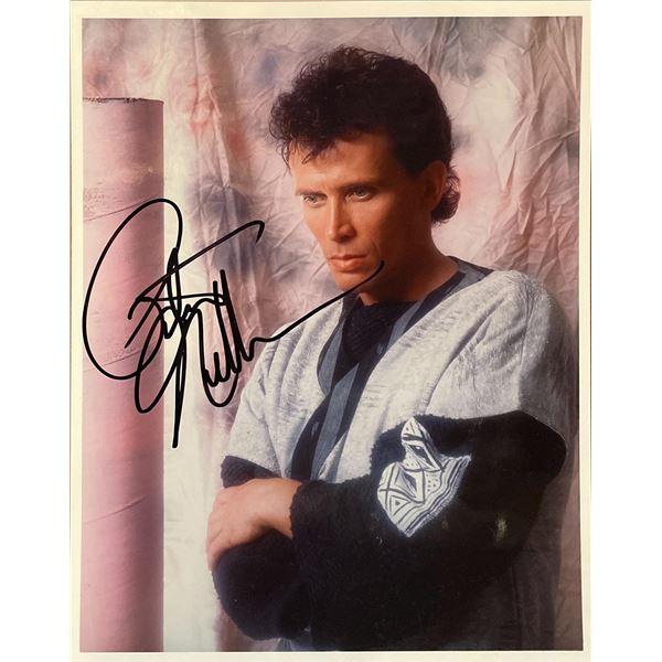 Peter Weller signed photo
