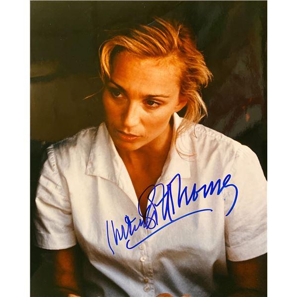 Kristin Scott Thomas signed photo