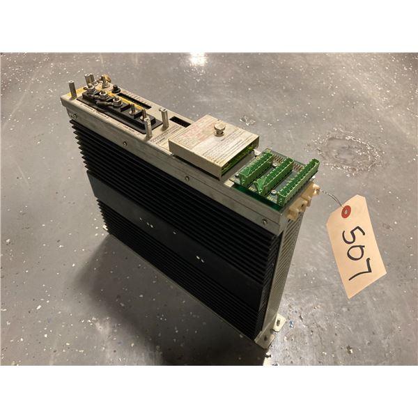 Indramat A.C. Servo Controller, M/N: TDM03.2-020-300-W0