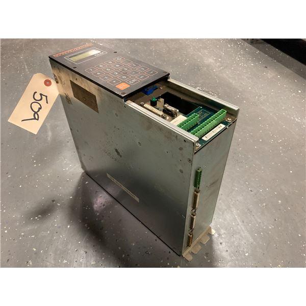 Indramat A.C. Servo Controller, M/N: CLM 01.3-X-0-4-0