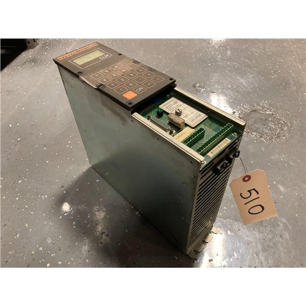 Indramat A.C. Servo Controller, M/N: CLM 01.3-X-0-2-B-FW