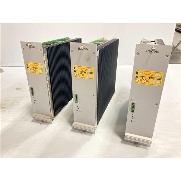 (3) Rexroth Power Supply Modules, Type: 0 608 750 083