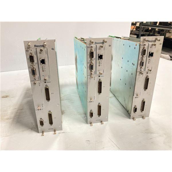 (3) Rexroth Communication Units, Type: 0 608 830 162