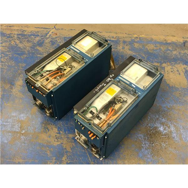 (2) Indramat #DDC01.2-N200A-DS50-00-FW / #DDC01.2-N200A-DS50-01-FW Controller