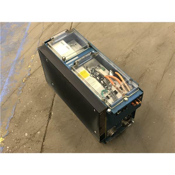 Indramat #DDC1.2N200A-DS50-01-FW Digital AC Servo Compact Controller