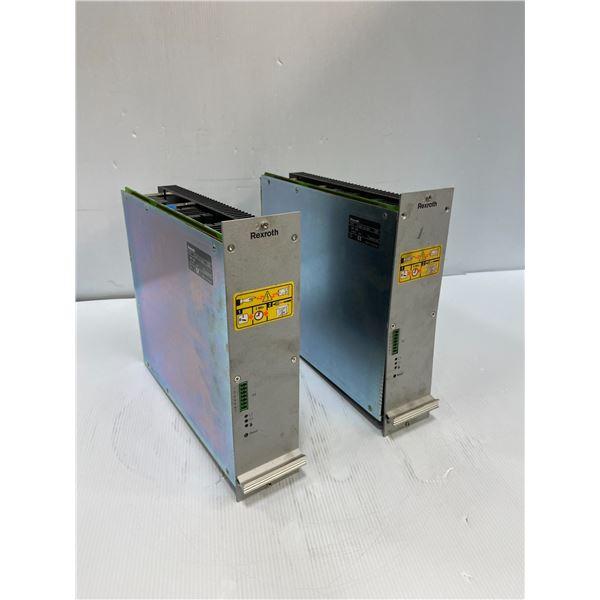 (2) Rexroth # 0 608 750 083 Power Supply Module
