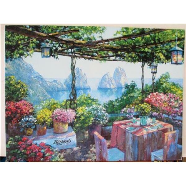 Howard Behrens TABLE FOR TWO - CAPRI