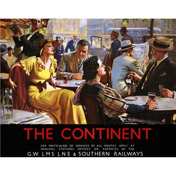 W. Broadhead - The Continent
