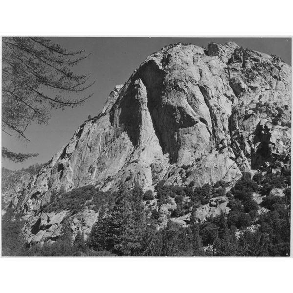 Adams - North Dome Kings River Canyon California