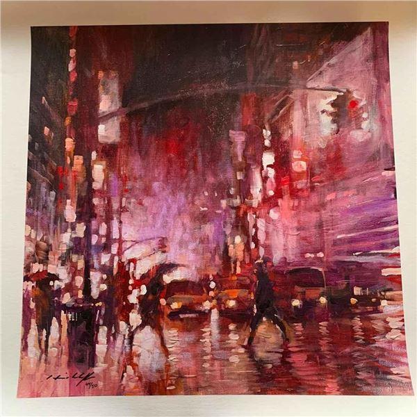 "David Hinchliffe ""Downtown Traffic"""