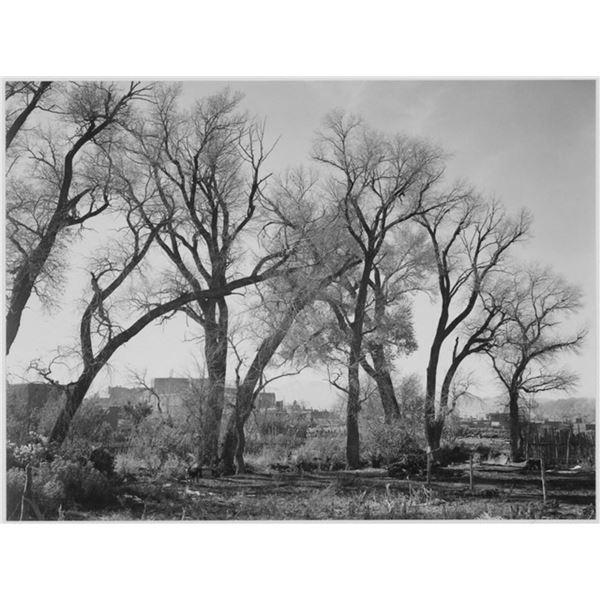 Adams - Taos Pueblo New Mexico 2