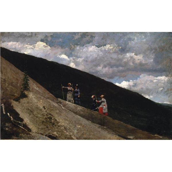 Homer - In the Mountains