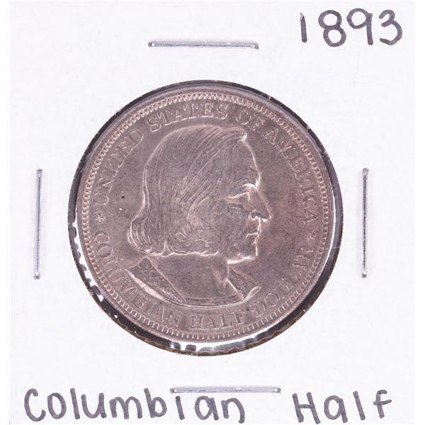 1893 Columbian Exposition Commemorative Half Dollar Coin