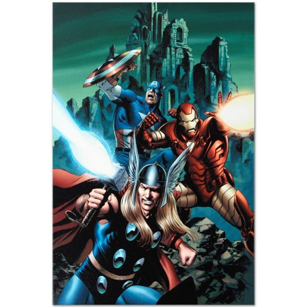 """Marvel Comics """"Thor #81"""" Limited Edition Giclee on Canvas"""