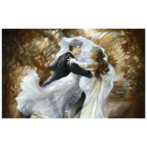 "Lena Sotskova ""Together Forever"" Limited Edition Giclee on Canvas"