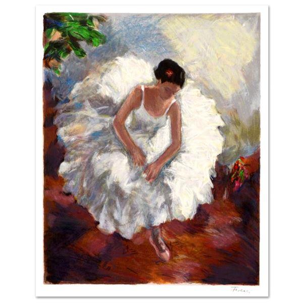 """Hedva Ferenci """"Prima Ballerina"""" Limited Edition Serigraph on Paper"""