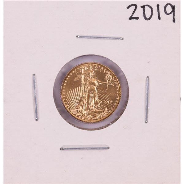 2019 $5 American Gold Eagle Coin
