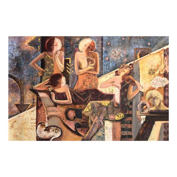 """Sabzi """"Magical Dream"""" Limited Edition Giclee on Canvas"""