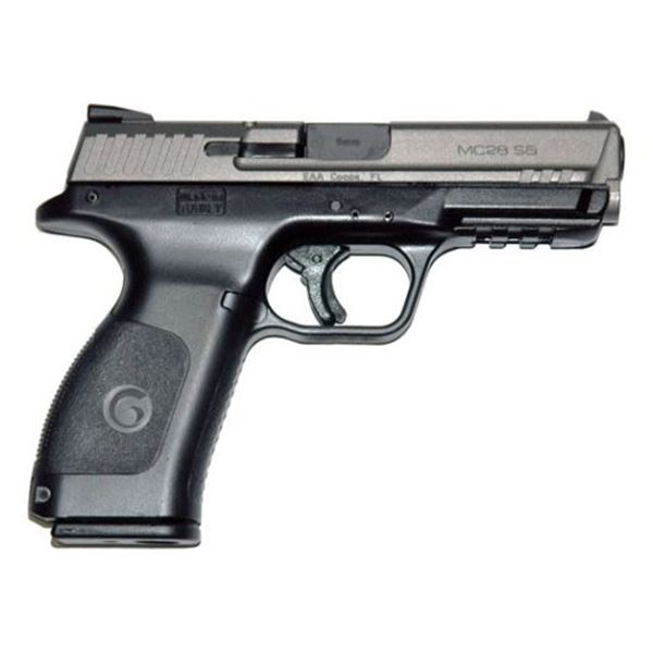 GIRSAN MC28SA 9MM ADJ. SGT 15-SHOT TWO TONE POLY
