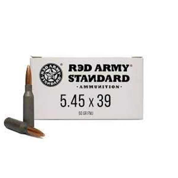 RED ARMY STD WHT 545X39  - 200 Rds