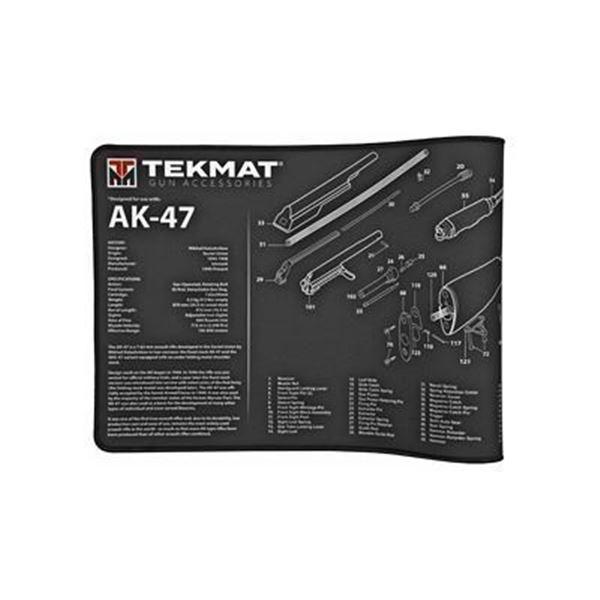 TEKMAT ULTRA RIFLE MAT AK47 BLK
