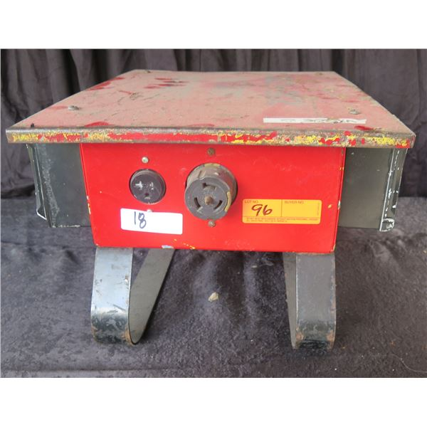 Spider Box -  Outdoor Temporary Power Box