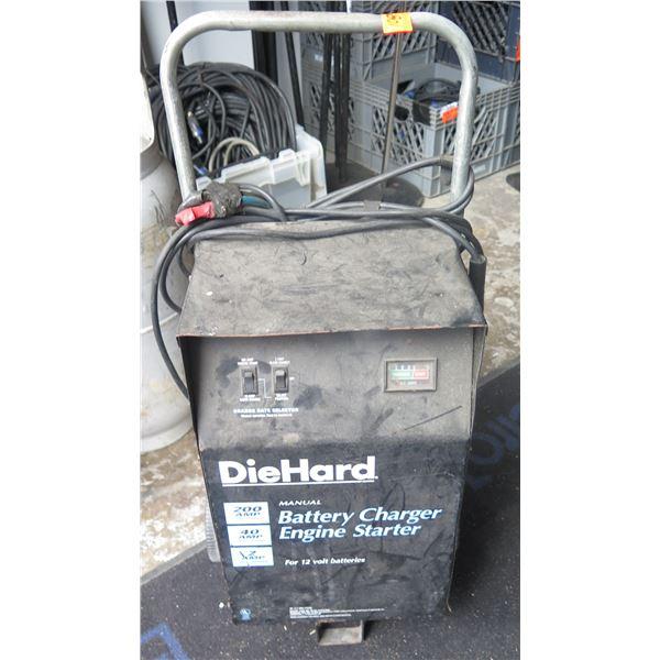 Diehard Battery Charger