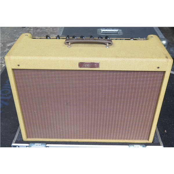 Fender Blues Deluxe - Blonde, Very Rare, In ATA Case