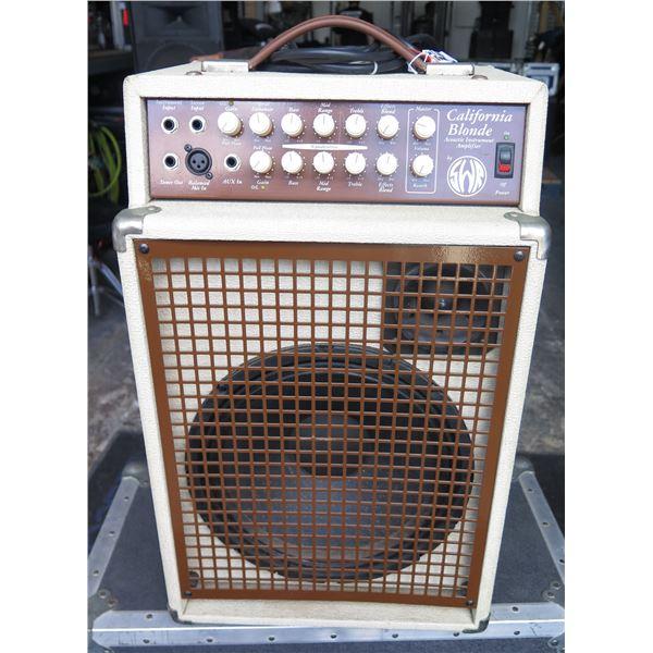 SWR California Blonde Acoustic Guitar Amp