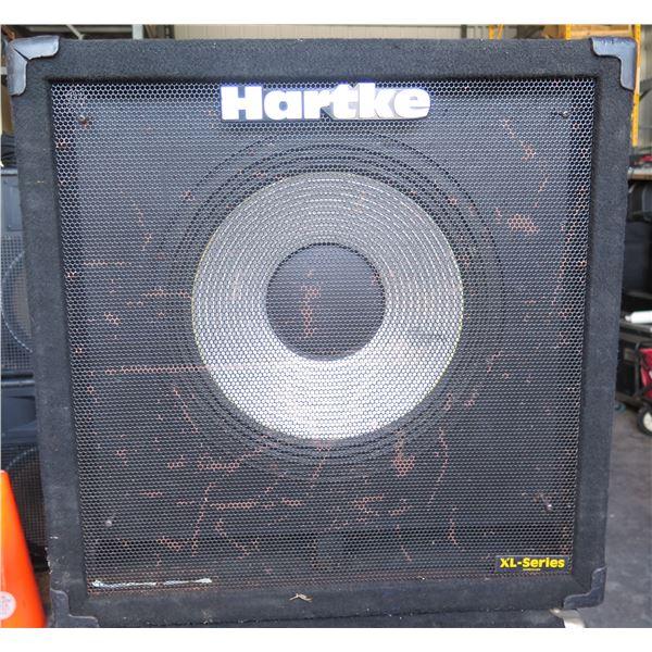 """Hartke 115XL Single 15"""" Bass Cabinet"""