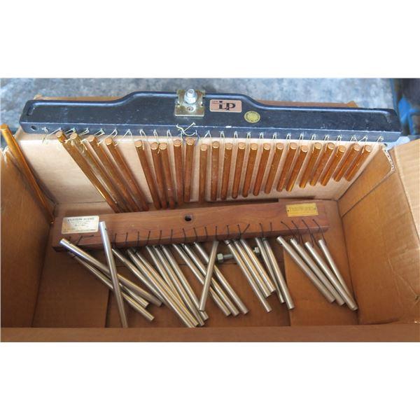 Qty 2 Sets of Chimes Percussion