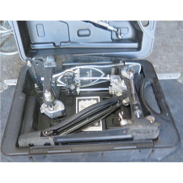 Tama Iron Cobra Dual Kik Pedal -  Chain Drive, in Original Case