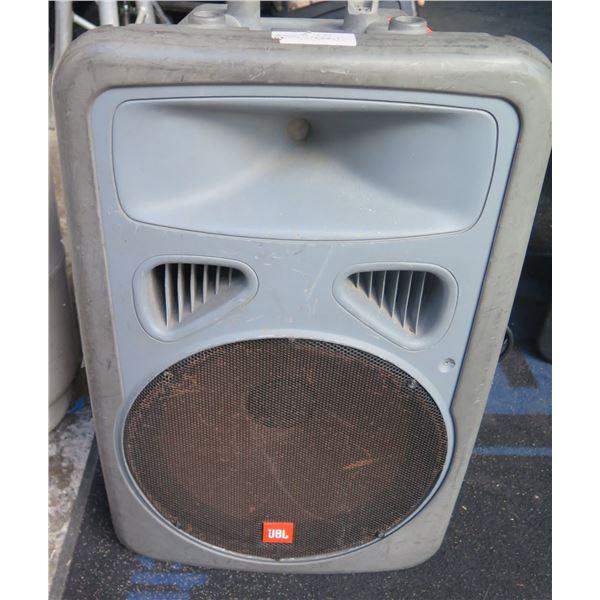 JBL EON15P Powered Speaker - Grey