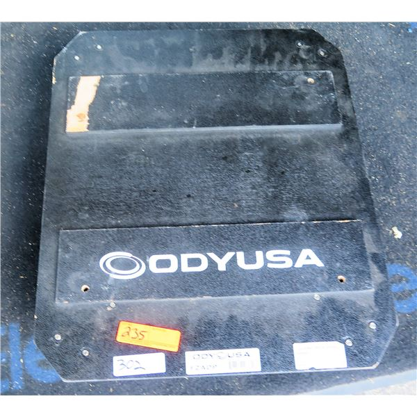 Odyssey Dolly Plate  w/ Castors