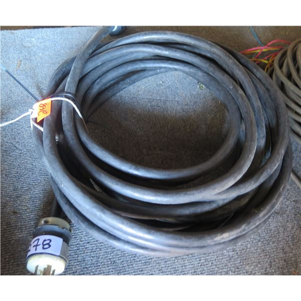 3 Phase AC cable with L-2130 ends