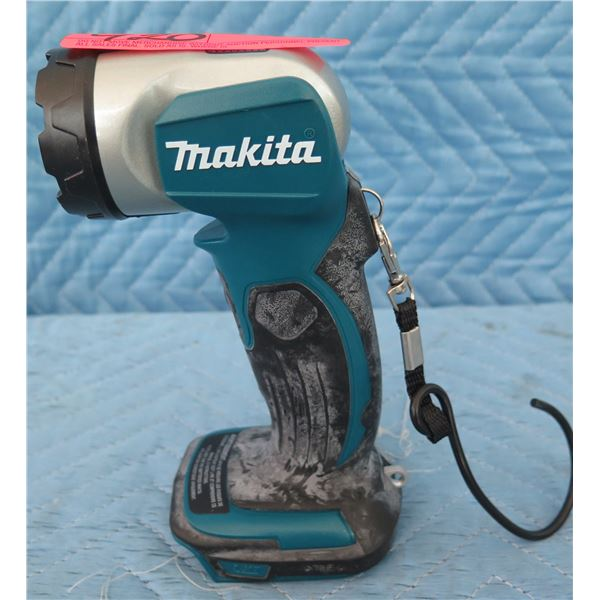 Makita DML802 LED Flashlight 18V