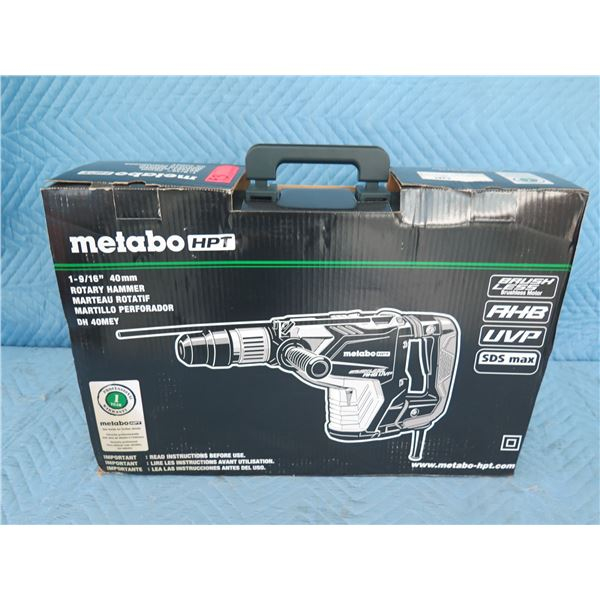 """Hitachi Metabo MD90484 Rotary Hammer 1-9/16"""" SDS-Max New in Box"""