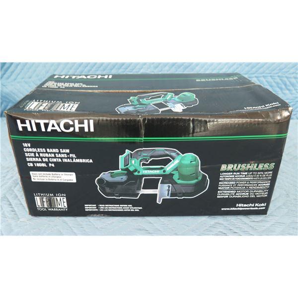 Hitachi XDT111 Cordless Band Saw CB 18DBL P4 18V New in Box