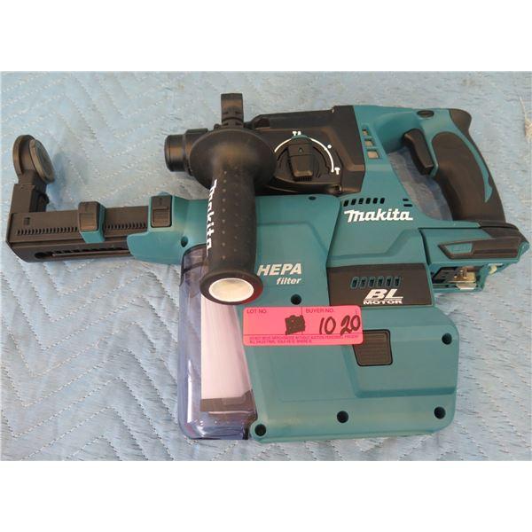 Makita DX01 Hepa Vacuum Powered Drill Attachment 18V