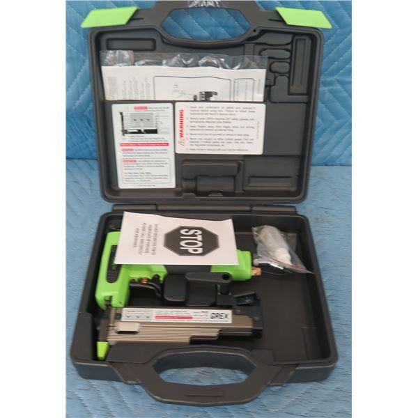 "GREX P635 23 Gauge 1-3/8"" Length Headless Pinner in Hard Case"