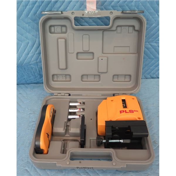 Pacific Laser Systems PLS90 Self Levelling Laser in Hard Case