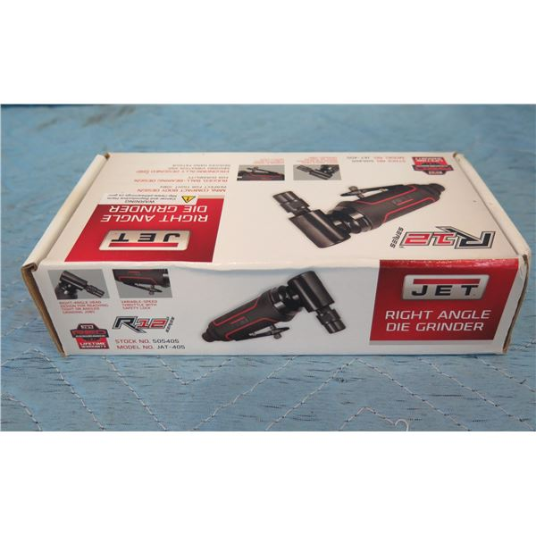 JET JAT-405 R12 Series Right Angle Die Grinder New in Box