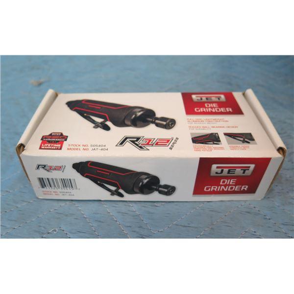 JET JAT-404 R12 Series Die Grinder New in Box