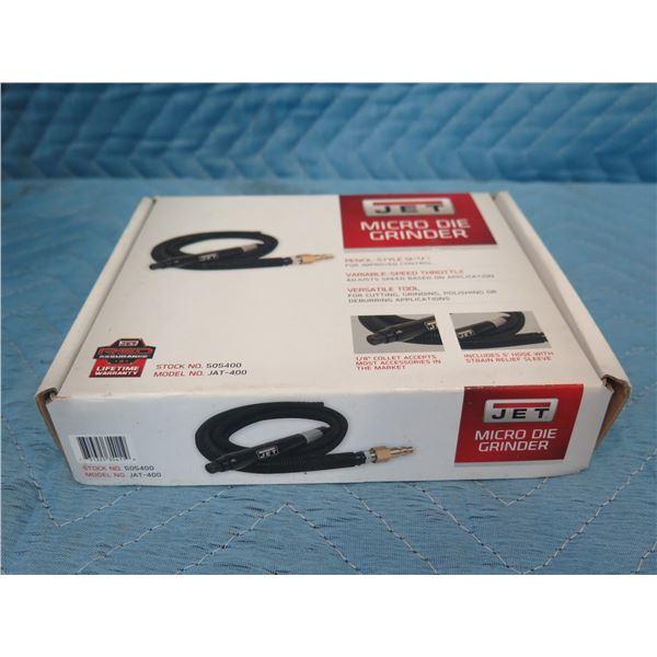 JET JAT-400 Micro Die Grinder New in Box