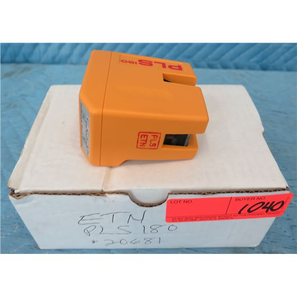Pacific Laser Systems PLS180 Cross Line Laser Level Tool
