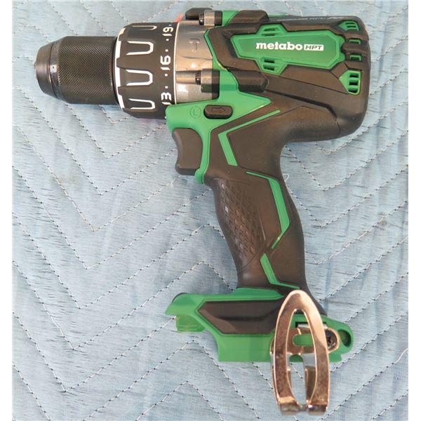 Hitachi Metabo DV36DA Cordless Hammer Drill 36V