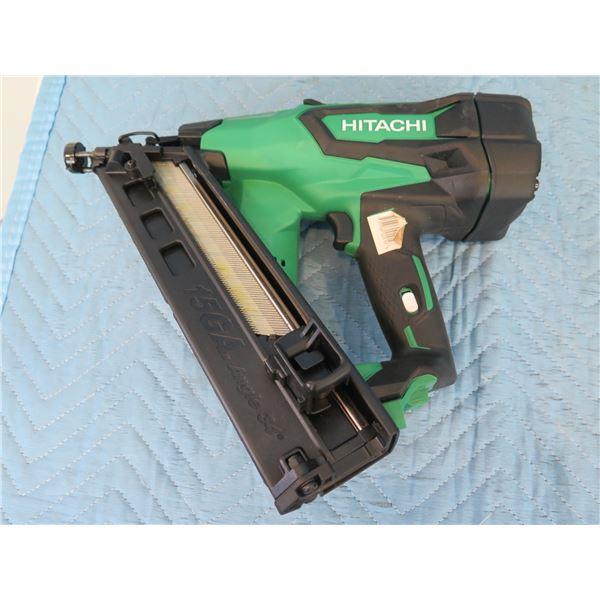 Hitachi NT 1865 DMA Cordless Finish Nailer 18V
